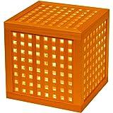 木のあかり ひかりの小箱2 青森ヒバ製 国産手作り 消費電力10w