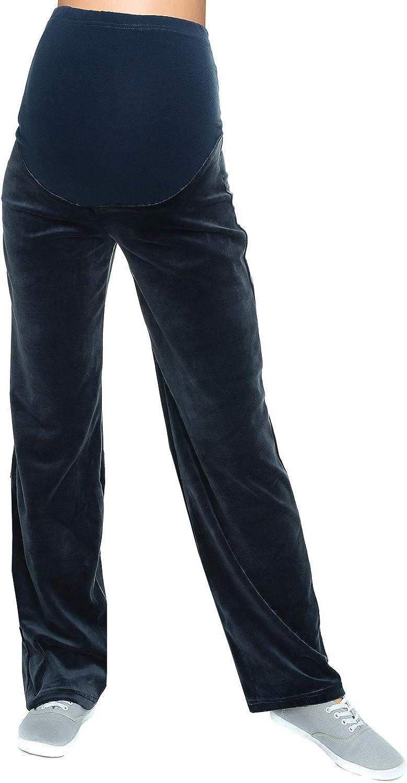 Mija Arts Maternity Casual Comfortable Trousers Over Bump 3069