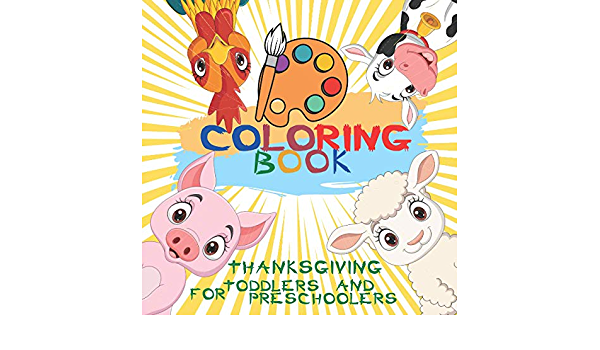 - Thanksgiving Coloring Book For Toddlers And Preschoolers: I Spy Thanksgiving  Book For Kids Age 2-5 I Spy Everything Guessing Game With Thanksgiving  Thanksgiving Toys - Ideal Gift For Children: Poe, PHOENIX: