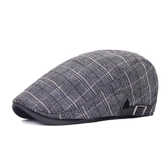 Impression 1 PCS Sombreros Boina de moda Sombreros de Hombres Sombrero de Mujer Casual Outing Hat Sombrero Retro de Moda Sombrero… oQvHcP