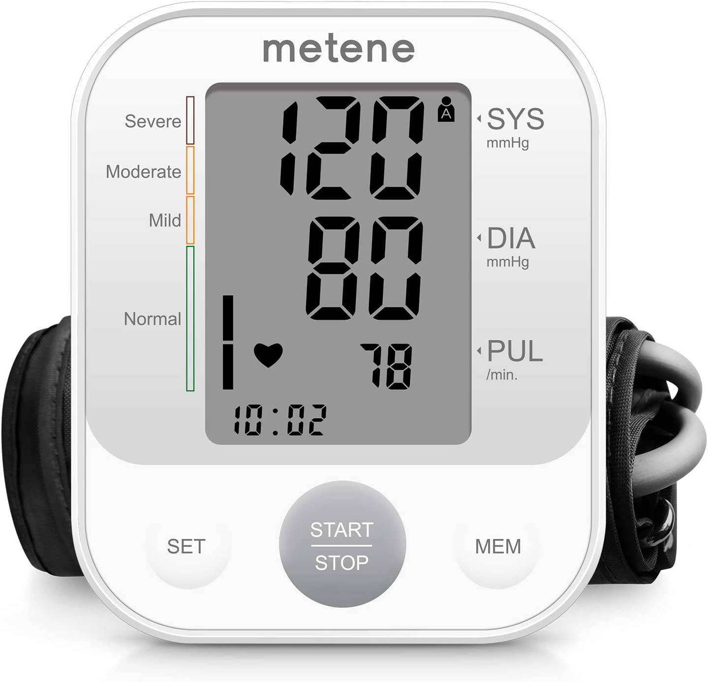 Metene Blood Pressure Monitor for Home Use