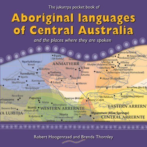 Aboriginal Languages of Central Australia by Robert Hoogenraad (2003-01-01)