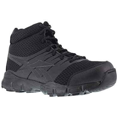 50519f114885c Reebok Work Men's Dauntless Ultra Light Black Boot 10.5 D (M)