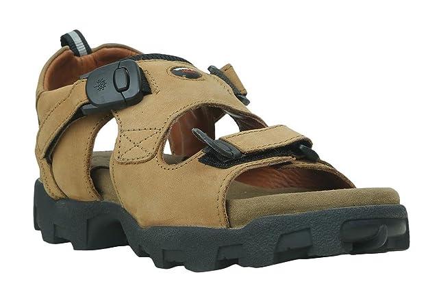 Woodland Men's Sandals Men's Fashion Sandals at amazon