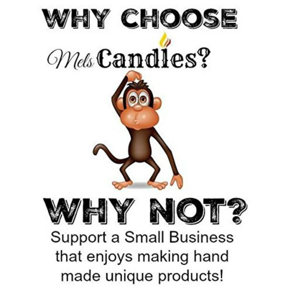 Combo Set of 4 - High Octane, Race Fuel, Motor Oil & Burnt Rubber 4 Oz All Natural Soy Candle Tins by Mels Candles & More (Image #5)
