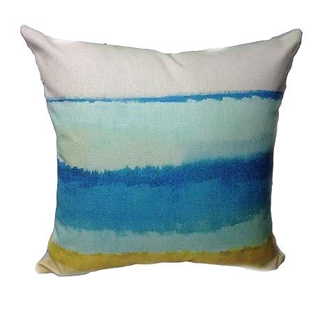 18 pulgada LVSURE manta almohada decorativa cuadrada de ...