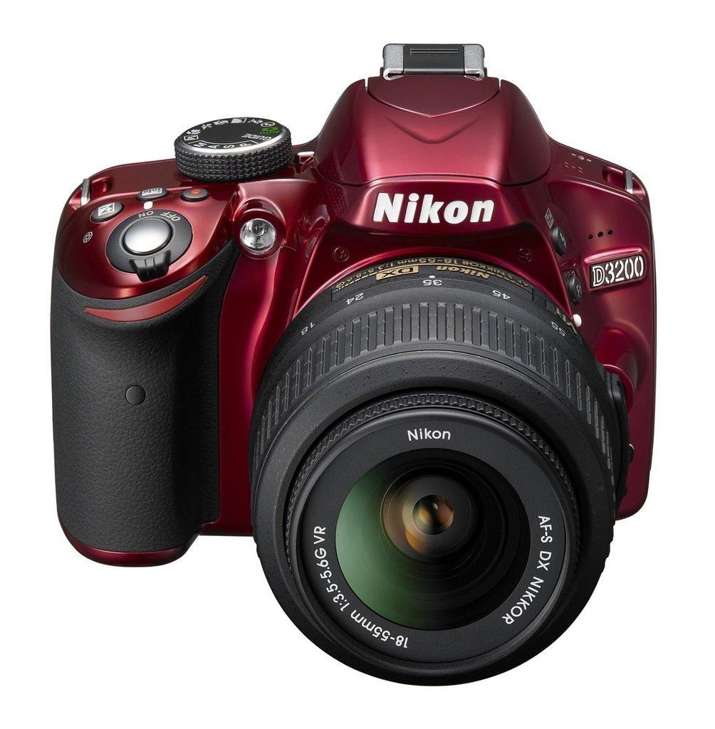 Nikon D3200 - Cámara réflex digital de 3 Mp (pantalla de 3