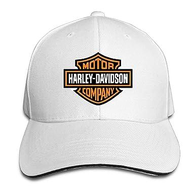 TopSeller Harley Davidson Logo Adjustable Peaked Baseball Caps ...