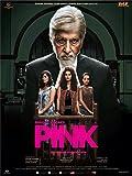 Pink Hindi DVD (2016)
