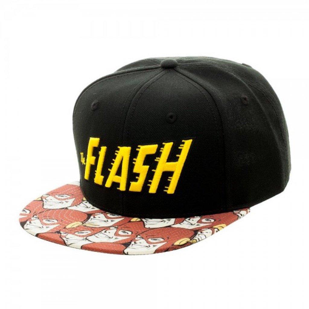 Nuevo El logotipo de Flash Halftone sublimada Bill gorra sombrero ...