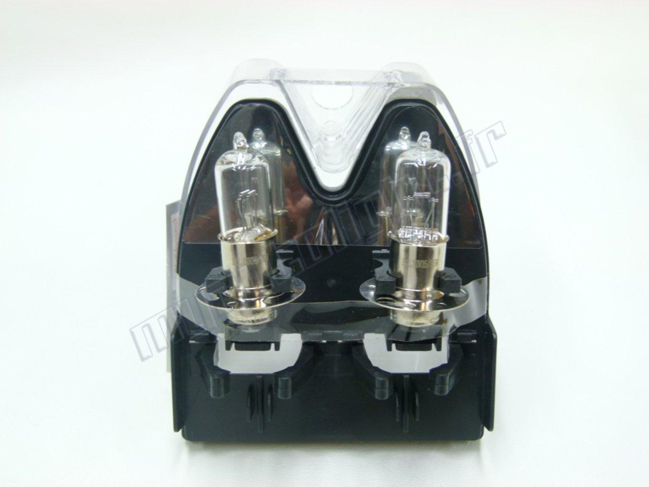 Pack 2 Ampoules MOTO H6M//P15D-30 STANDARD