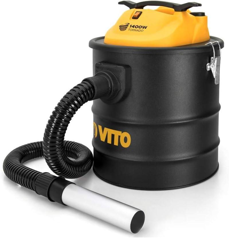 Aspirador Soplador de Cenizas 1400 HighWind Vito Pro-Power: Amazon.es: Bricolaje y herramientas