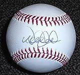 Derek Jeter signed autographed MLB Baseball COA & Display Cubs