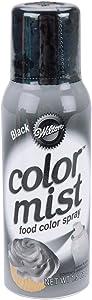 Wilton Bulk Buy Color Mist Food Color Spray 1.5 Ounces Black W710CM-5506 (3-Pack)