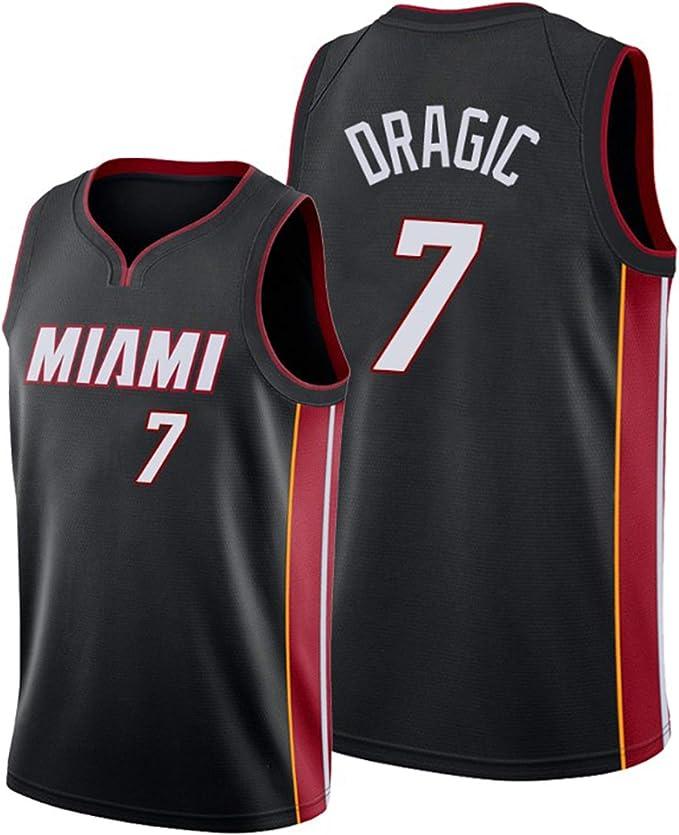 Camiseta de baloncesto Miami Heat Finals, Tyler Herro Goran ...