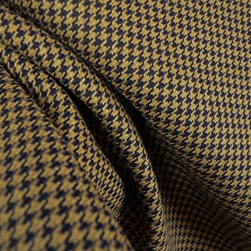 D2123 Houndstooth Black Upholstery Fabric Houndstooth Upholstery Fabric