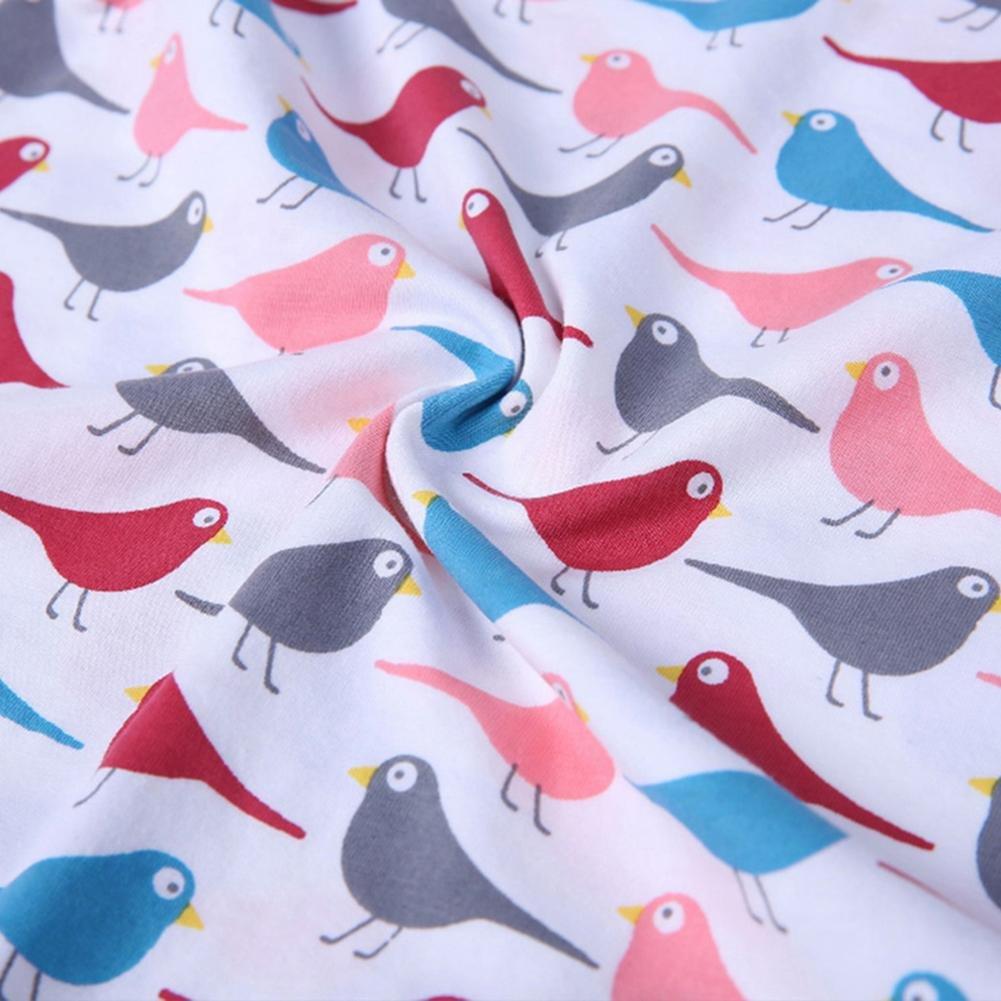 ZHUOTOP Baby Girl Dress with Bird Animals