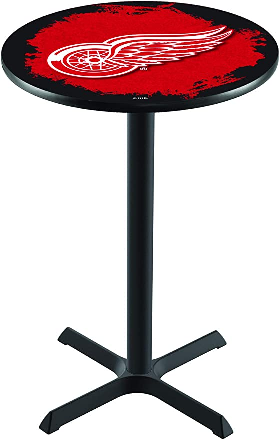 Detroit Red Wings Pendant Light by The Holland Bar Stool Co