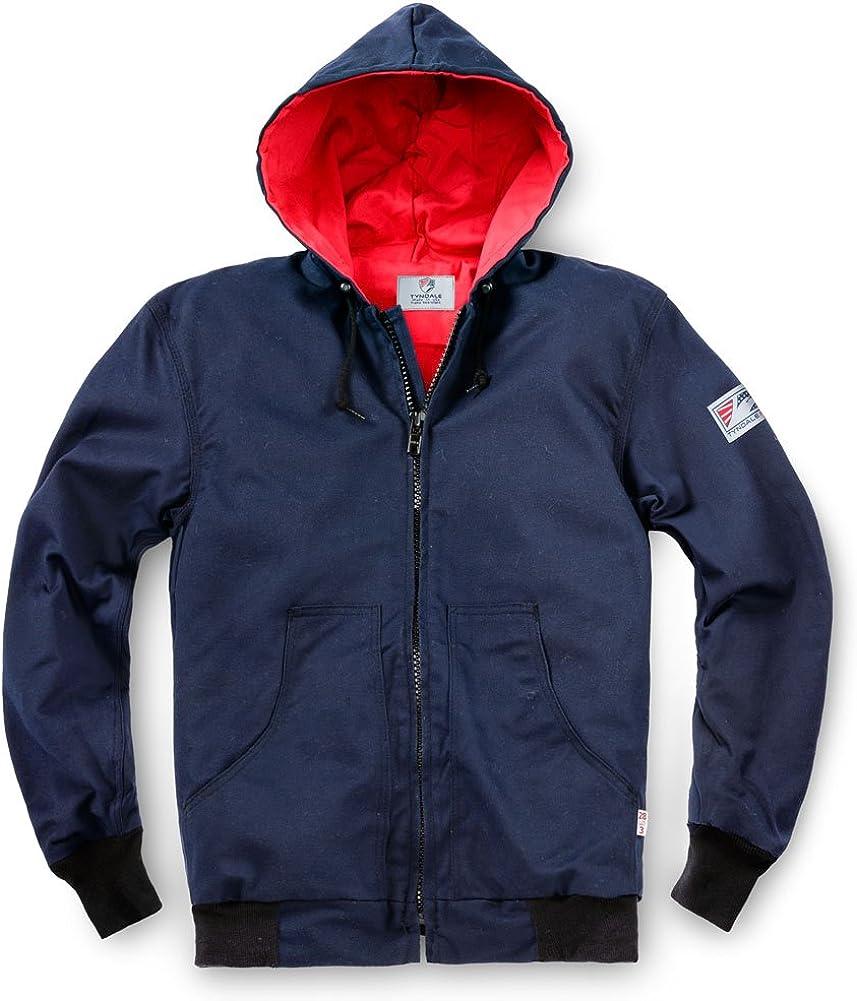 Tyndale Mens Premium Lined 3 Season Hooded FR Jacket