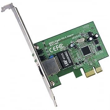 TP-LINK GB PCI-E Adaptador de Red: Amazon.es: Electrónica