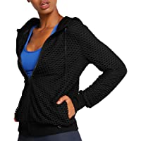Lorna Jane Women's Manhattan L/SLV Mesh Jacket