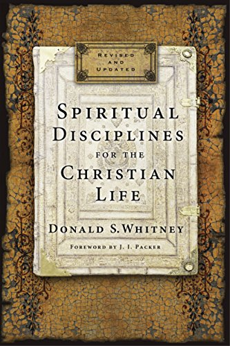 Spiritual Disciplines for the Christian Life cover