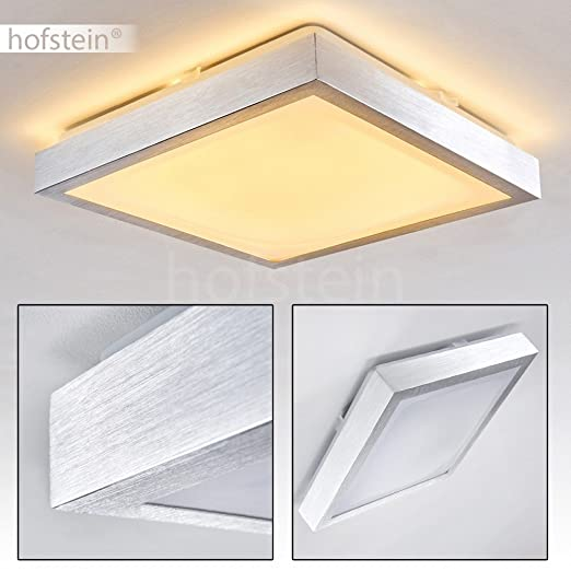 Square led ceiling lights stylish modern warm white light for square led ceiling lights stylish modern warm white light for bathroom kitchen corridor aloadofball