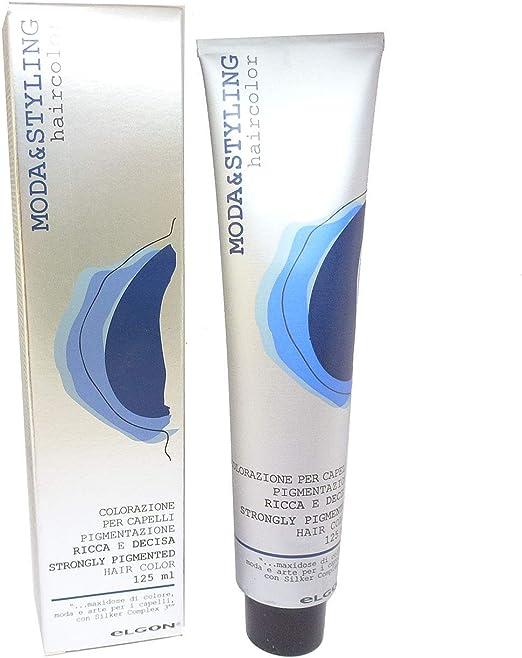 Elgon Moda Styling Haircolor 125ml Color Cabello Crema Tinte ...