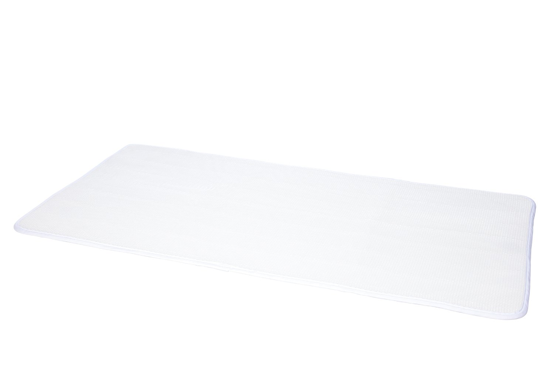 AeroSleep Protège-matelas Blanc - 40 x 90cm AP-090-040-P