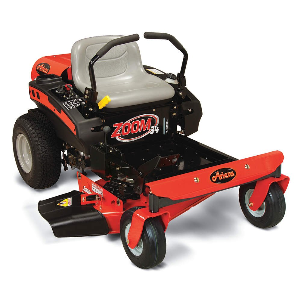 3. Ariens Zoom 34 Zero Turn Lawn Mower - Best Zero Turn Mower for your Money