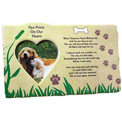 50+ Great Memorial Picture Frames For Dogs