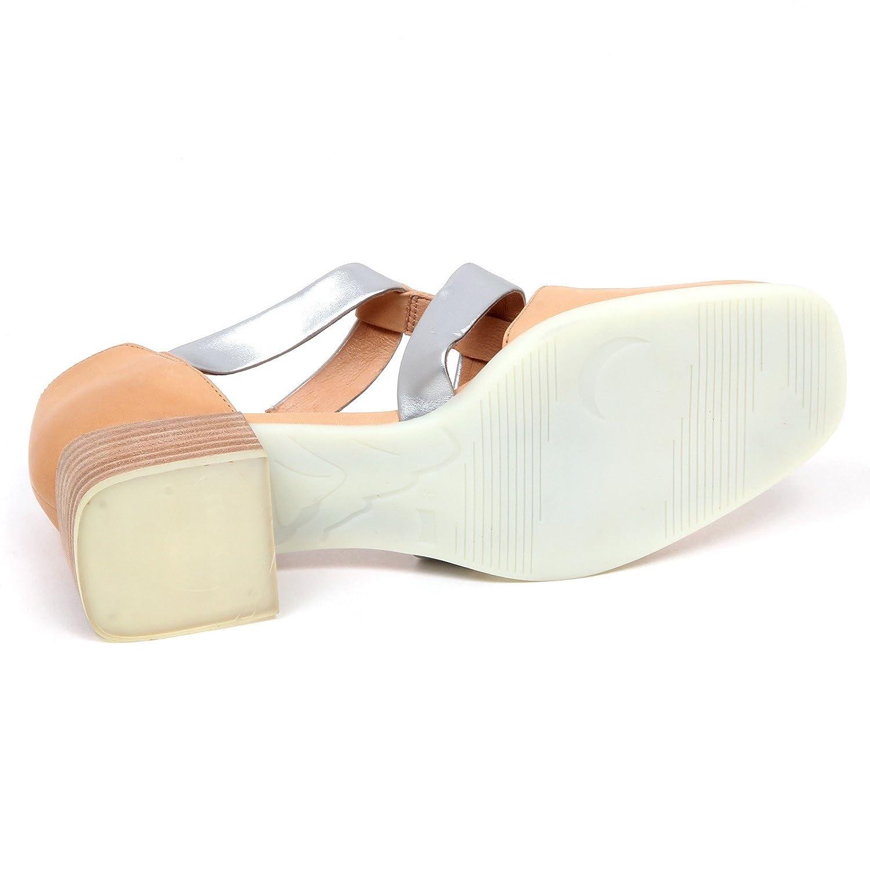 CAMPER E5604 E5604 E5604 (Without Box) Decollete damen beige Silber schuhe schuhe Woman e35971