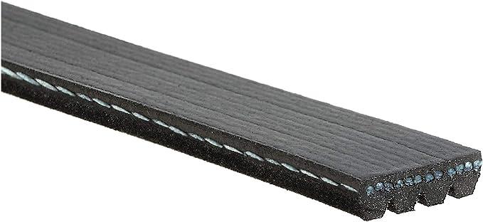 ACDelco 6K739 Professional V-Ribbed Serpentine Belt