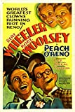 Peach O'Reno Bottom From Left: Robert Woolsey Bert Wheeler Top From Left: Dorothy Lee Zelma O'Neal 1931. Movie Poster Masterprint (24 x 36)