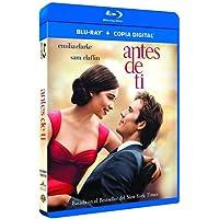 Antes De Ti [Blu-ray]