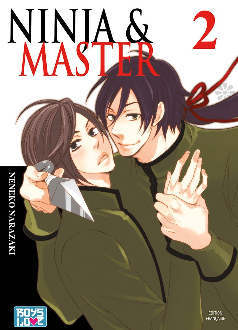 Ninja and master, Tome 2 : Amazon.es: Narazaki Neneko ...