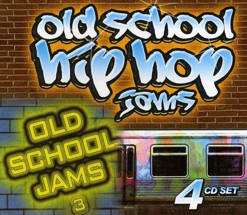 Hip Hop Cd - Old School Hip Hop Jams 3