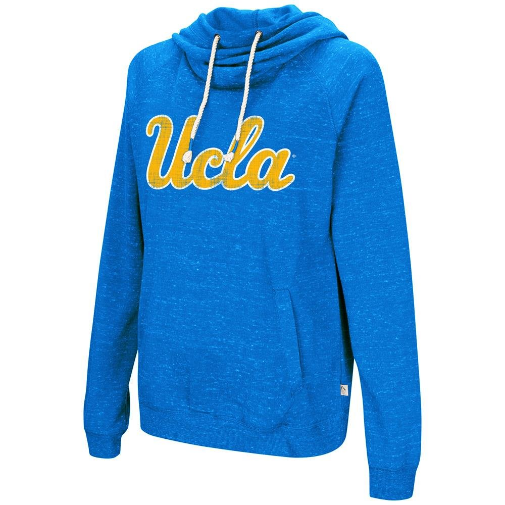 Colosseum Womens UCLA Bruins Pull-Over Hoodie - S