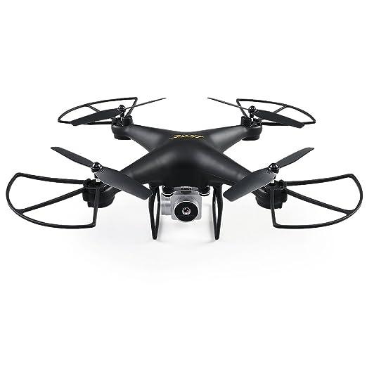 CN&Q Drone con cámara, cámara de teléfono móvil WiFi, Altura Fija ...