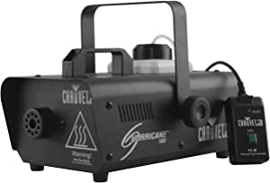 CHAUVET DJ Hurricane 1000 Compact Fog Machine with wireless Remote