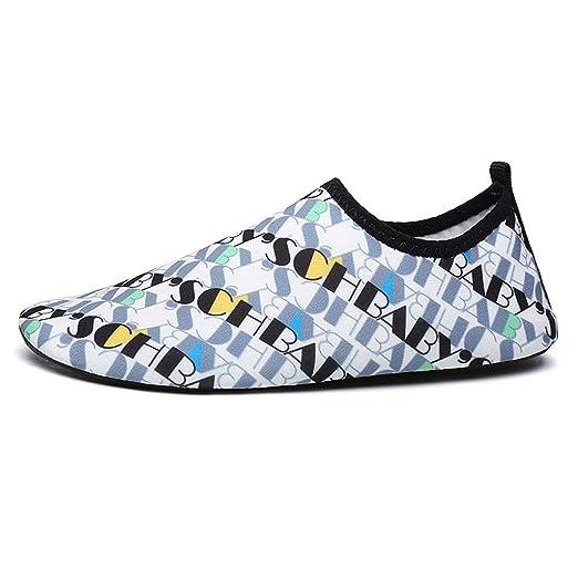 Zapatos de Agua para Hombre para Mujer, Zapatos de Playa, Yoga ...