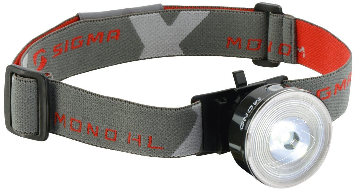 Sigma Sport Beleuchtung Mono Hl Stirnlampe, 17295
