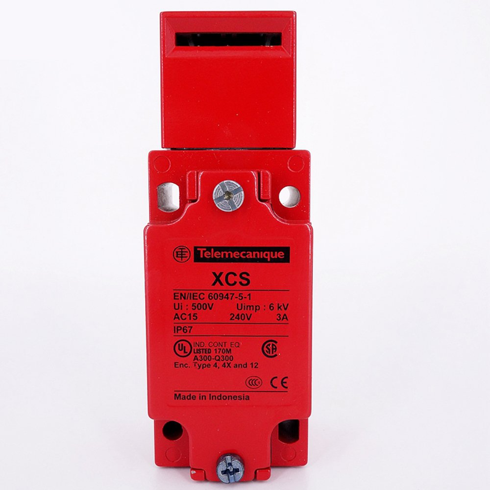 Industrial Metal Safety Limit Switches XCS-A701 Automation Switch XCSA701, IP67 AC15 240V 3A , 2 NC + 1 NO