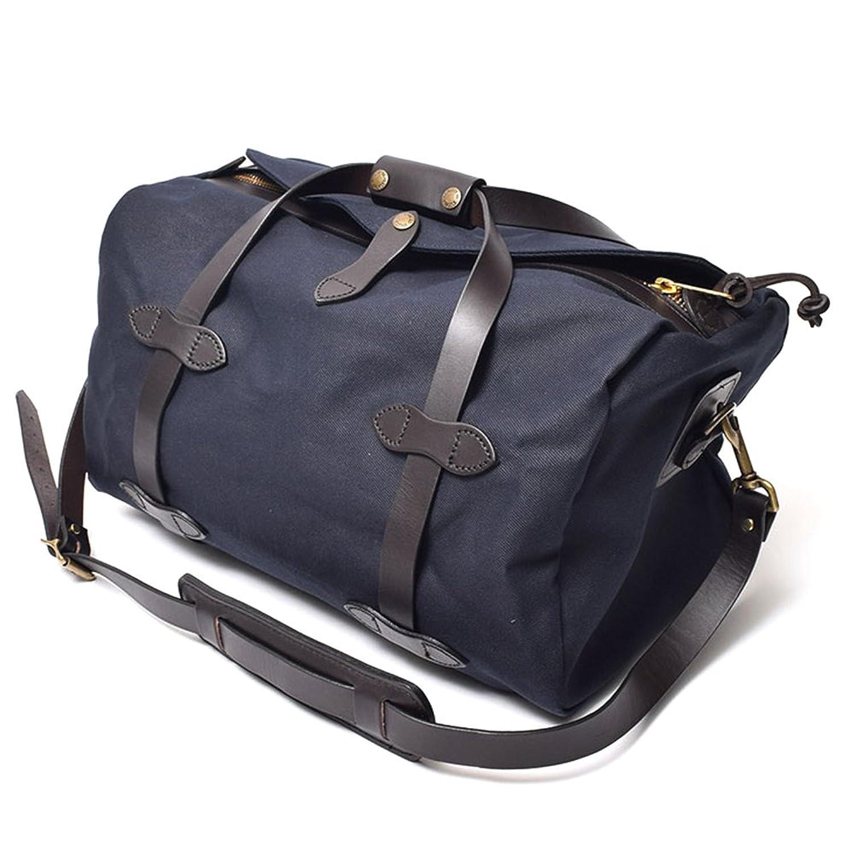 (フィルソン) FILSON 70220-NAVY DUFFLE BAG-SMALL NAVY ダッフルバッグ-スモール ボストンバッグ [並行輸入品] B01J0H34CE