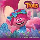 Trolls 2018 Wall Calendar