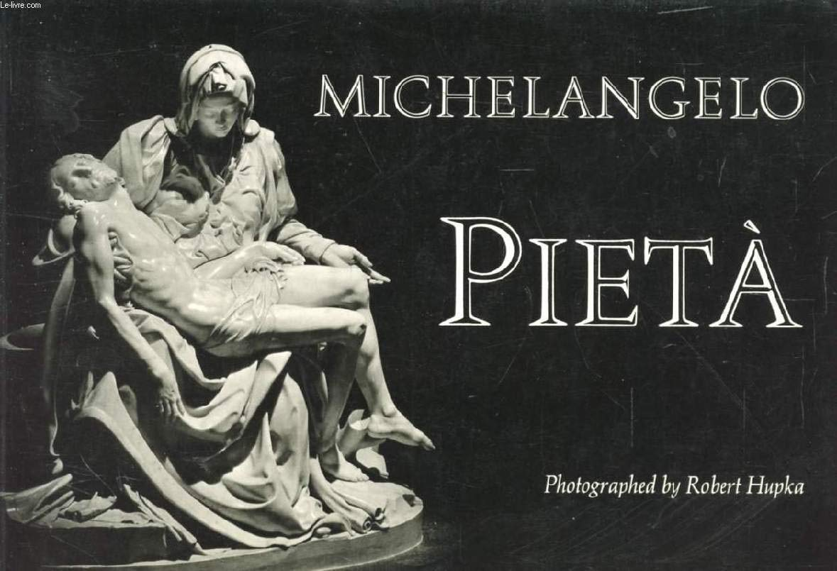 michelangelo pieta english french german italian portuguese and spanish edition