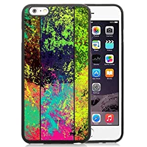 New Personalized Custom Designed For iPhone 6 Plus 5.5 Inch Phone Case For Colorful Splash Plank 640x1136 Phone Case Cover