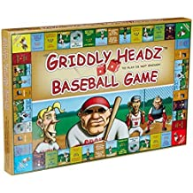 Headz Baseball Family Fun Strategy Game by Griddly Games