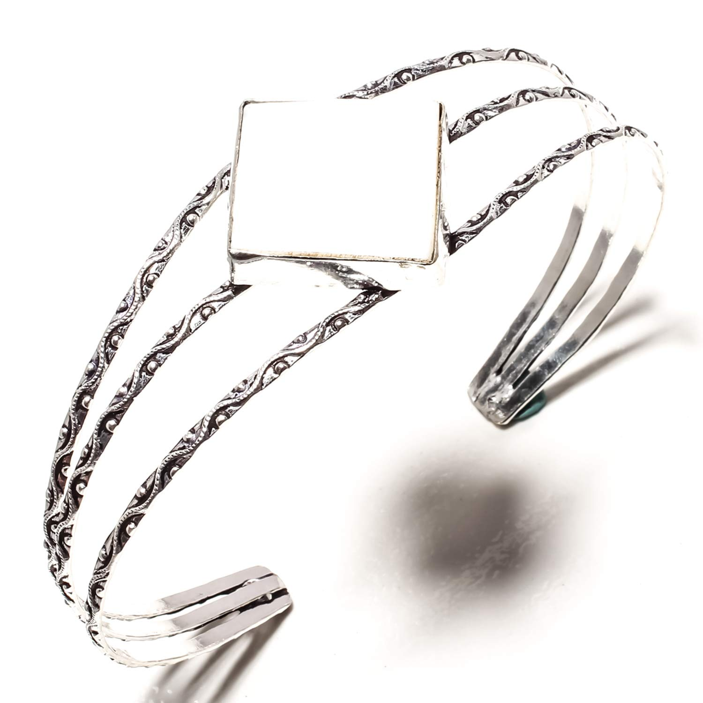 Stunning Sterling Silver unique Fork braclet handmade