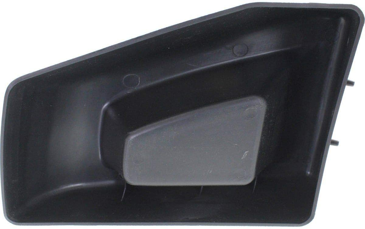 Bumper End For 2003-2009 Hummer H2 8Cyl Engine Cap Front RH Plastic Textured